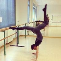 Photo taken at Conservatorio Superior de Danza by Eloy M. on 5/16/2013