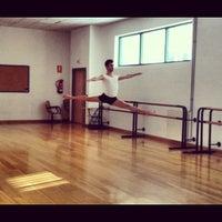 Photo taken at Conservatorio Superior de Danza by Eloy M. on 3/8/2013