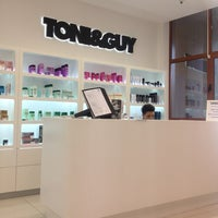 Photo taken at TONI&GUY by iraira on 8/12/2013