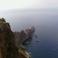 9/21/2012 tarihinde Dmitrii B.ziyaretçi tarafından Alanya Kalesi'de çekilen fotoğraf