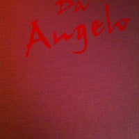 Photo taken at Da Angelo by Simone v. on 3/17/2013