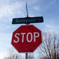 Photo taken at Tennyson Lane by Marcia T. on 4/23/2014