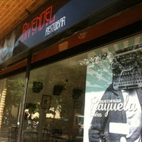 Photo taken at Rivendel RestoBar by juliette a. on 9/25/2013