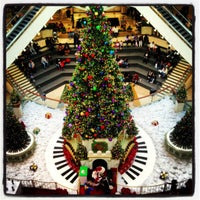 Photo taken at Four Seasons Town Centre by Olya C. on 12/15/2012