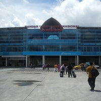 Photo taken at Lombok International Airport (LOP) by p on 1/23/2013