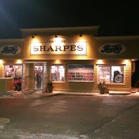 Photo taken at Sharpes by Brad S. on 2/8/2015