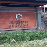 Photo taken at Universitas Udayana by Asyraf S. on 9/14/2012