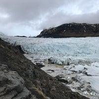Photo taken at Svínafellsjökull by TJ H. on 4/21/2018