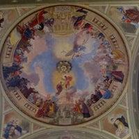 Photo taken at Egri Főszékesegyház (Bazilika) by Csilla B. on 11/17/2012