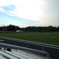 Photo taken at East Troy High School by Sybil D. on 8/30/2013