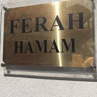 Photo taken at Ferah Termal Hamam by Fadime Ç. on 4/3/2015