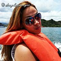 Photo taken at Isla Mamey by Douglas José M. on 4/29/2013