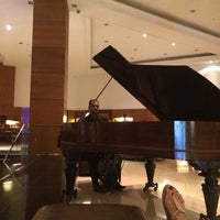 Photo taken at Lobby at The Cleopatra Luxury Resort by Yulia K. on 10/26/2014