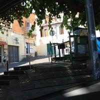 Photo taken at Piazza Sas Animas by Mario S. on 8/18/2013