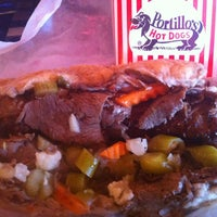 Photo taken at Portillo's Hot Dogs by Steve S. on 4/3/2013