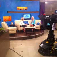 Photo taken at WISH-TV by Steve S. on 6/19/2013