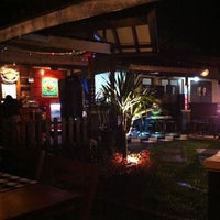 Photo taken at Bhaswara Cafe by Aurelius A. on 2/22/2013