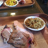 Photo taken at Houston Barbecue Company by Andrew C. on 3/20/2017