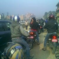 Photo taken at Sajha Petrol Pump by Shyam T. on 3/9/2013