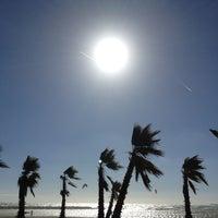 Foto tomada en Playa de La Malagueta por Marta O. el 1/3/2013