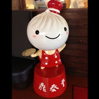 Photo taken at Din Tai Fung Dumpling House by Anna T. on 3/21/2013