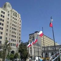 Photo taken at Edificio Moneda Bicentenario by Diana R. on 11/30/2016