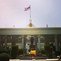Photo taken at Pattaya Provincial Court by Munir M. Nid on 6/19/2014