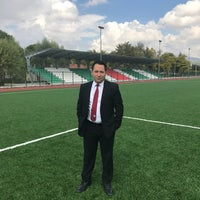 Photo taken at Ahmetcik Parkı by Mehmet Ç. on 9/30/2017