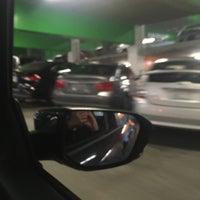 Photo taken at Moscone Center Garage by Thomas M. on 3/27/2017