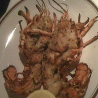 Photo taken at Chops Lobster Bar by Ben O. on 4/14/2013