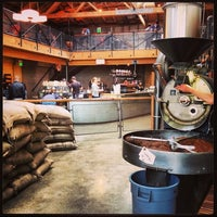 Photo taken at Sightglass Coffee by Ben O. on 6/23/2013