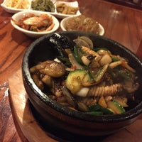 Photo taken at Sam Won Garden Korean BBQ by Ben O. on 3/2/2015