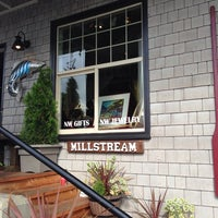 Photo taken at Mill Stream Gallery by Chris B. on 9/26/2013