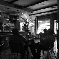 Photo taken at Bambi café by Carlos L. on 1/12/2013