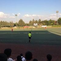 Photo taken at Tpao Futbol Sahasi by Serdar Can E. on 9/9/2018
