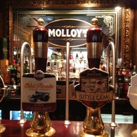 Photo taken at Molloy's by Carmina M. on 11/3/2012