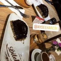 Photo taken at Dilek Pasta Cafe & Restaurant by Merve Ayça D. on 4/13/2018