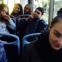 Photo taken at Автобус № 187 by Лина Л. on 9/12/2015