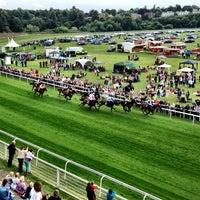 Photo taken at Chester Racecourse by Lenka M. on 8/17/2013