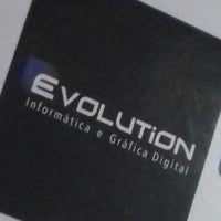 Photo taken at Evolution Informática e Gráfica Digital by Osvania S. on 8/25/2016