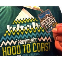 Photo taken at Hood To Coast FINISH LINE by Edwin T. on 8/24/2014