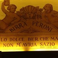 Foto scattata a L'Antica Birreria Peroni da Norman il 10/10/2012