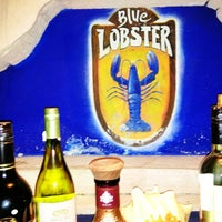Photo taken at Blue Lobster by Norman on 11/30/2012
