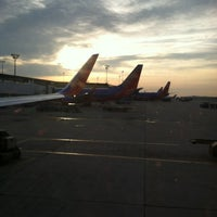 Photo taken at BWI Southwest Airlines by Jessica w/ E. on 1/2/2013