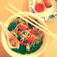Photo taken at Saigon Restaurant by Elyse B. on 10/8/2012