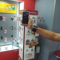 Photo taken at Vodafone by Mohamed K. on 9/24/2013