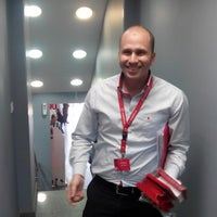 Photo taken at Vodafone by Mohamed K. on 9/12/2013