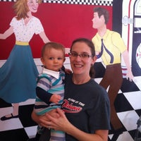 Photo taken at Mel's Downtown Creamery by Ken S. on 10/9/2014