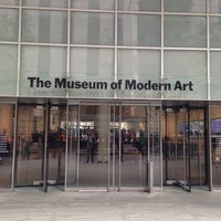 Photo taken at Museum of Modern Art (MoMA) by Frank R. on 10/5/2013