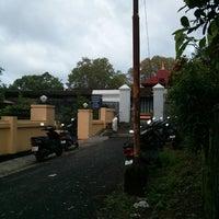 Photo taken at Cherpu Bhagavathy temple by Ranjith J. on 6/20/2013